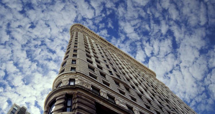 Flatirong Building - New York City